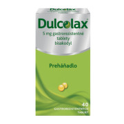 DULCOLAX 5 mg 40 tabliet