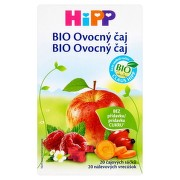 HiPP Bio ovocný čaj 20 x 2 g