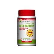 BIO Pharma Beta karotén 6 mg 100 + 30 kapsúl ZADARMO