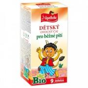 APOTHEKE BIO Detský ovocný čaj 20 x 2 g