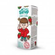 DOKTOR SIRUP Kalciový sirup jahody s vanilkou 100 ml
