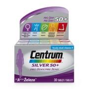 CENTRUM Silver 50+ pre ženy 30 tabliet