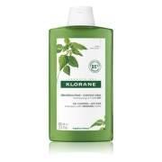 KLORANE Šampón s BIO žihľavou, znižuje tvorbu mazu, mastné vlasy 400 ml