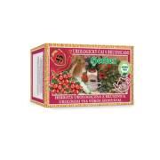HERBEX Urologický čaj s brusnicami 20 x 3g