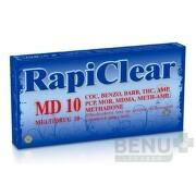 RapiClear MD 10 (MULTIDRUG 10) 1ks