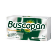BUSCOPAN 10 mg 10 tabliet