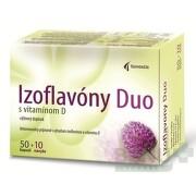 Noventis Izoflavóny Duo s vitamínom D cps mol 60