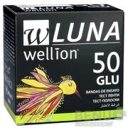 WELLION Luna glu 50 kusov