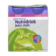 Nutridrink Juice Style 4 x 200 ml 4x200ml