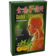 Golden Zlaté pastilky 12ks