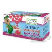 FYTO DETSKÝ ovocný čaj MALINA 20x2g