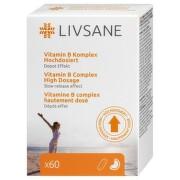 LIVSANE B-komplex vysoká dávka tbl 60