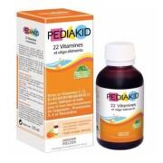 PEDIAKID 22 Vitaminov 125ml