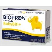 BIOPRON Laktobacily BabyBifi+ 30tbl