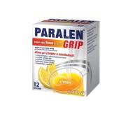 PARALEN GRIP horúci nápoj Novum 500 mg/10 mg plo por 12 vrecuska