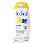 Ladival ALLERG SPF 15 gél 1x200 ml
