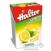 Halter BONBONS Citrón CUKRÍKY BEZ CUKRU, 1X40 G