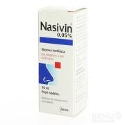 NASIVIN 0,05 % gtt nas 10ml 0,05%
