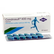 Condrosulf 400 mg cps 60x400mg