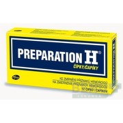 PREPARATION H 1x12 ks sup 12