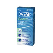 Oral-B Super floss ZUBNÁ NIŤ 50 nastrih.ks