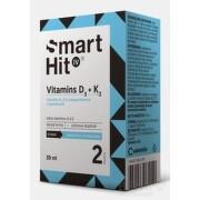 SmartHit IV D3 + K2 1x30 ml