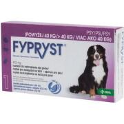 FYPRYST 402 mg psy nad 40 kg 4,02 ml