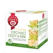 TEEKANNE BČ HRDLO A DÝCHACIE CESTY so zázvorom bylinná zmes (čaj) 10x2 g (20 g)