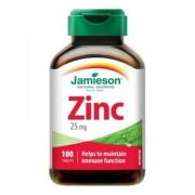 JAMIESON Zinok 25 mg 100 tabliet