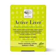 NEW NORDIC Active Liver 30 tabliet