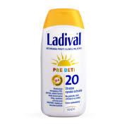 LADIVAL Opaľovacie mlieko pre deti SPF20 200 ml