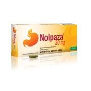 NOLPAZA 20 mg 7 gastrorezistentných tabliet