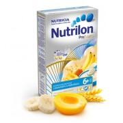 NUTRILON Profutura krupicová kaša s banánom a marhuľou 225 g