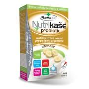NUTRIKAŠA Probiotic s banánom 3 x 60 g