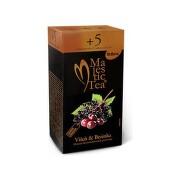 MAJESTIC Tea Acerola a kvet bazy 20 x 2g