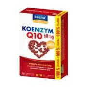 REVITAL Koenzym Q10 100 mg + vitamin E + selén max 30 + 30 kapsúl ZADARMO