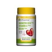 BIO Pharma koenzým Q10 30mg + vitamín E 20 mg + selén 25 µg 60 + 60 kapsúl