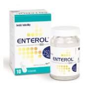 ENTEROL 250 mg 10 kapsúl