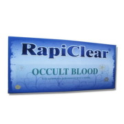RapiClear OCCULT BLOOD 1ks