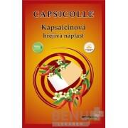 Kapsaicínová hrejivá náplasť CAPSICOLLE 1ks (12x18cm)