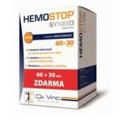 HEMOSTOP SYNBIO - DA VINCI cps 60+30 zadarmo + gel 75ml