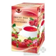 HERBEX Premium OVOCNÝ čaj s príchuťou MALINA 20x2g