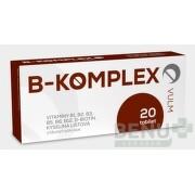 VULM B-KOMPLEX 1x20 ks tbl 20