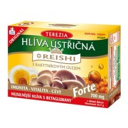 TEREZIA HLIVA USTRICOVITÁ + REISHI cps 60