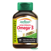 JAMIESON Omega-3 extra 700 mg 100 kapsúl