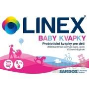 LINEX baby kvapky gtt 8ml