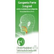 Garganta Forte 3 mg/ml aer ors 15ml