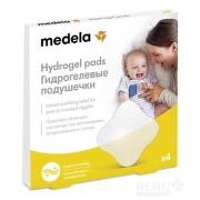 MEDELA Hydrogélové vankúšiky na prsníky 1x4 ks