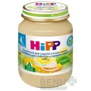 HiPP Príkrm Zemiaky s kukuricou a morčacím mäsom 125g