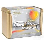 GS Extra Strong Multivitamín darček 2019 tbl (zlatá dóza) 60+60 (120 ks)